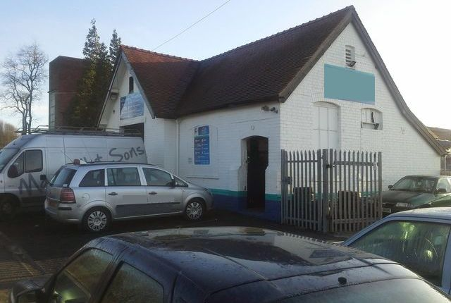 Thumbnail Parking/garage for sale in Coleshill Road, Nuneaton