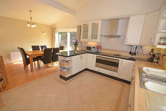 Thumbnail Detached bungalow for sale in Wellbank, Stalybridge