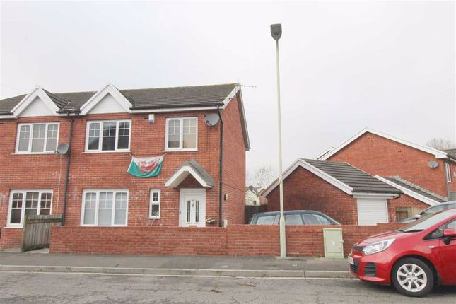 Thumbnail Semi-detached house for sale in Cwrt Y Ffoundri, Treforest, Pontypridd