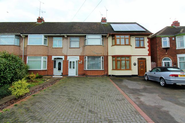 Thumbnail Terraced house to rent in Hipswell Highway, Wyken, Coventry