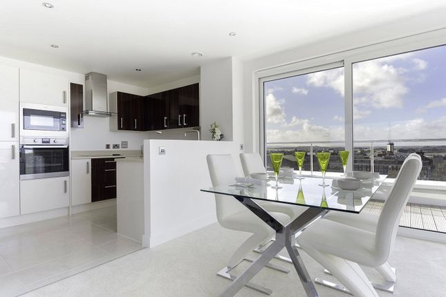 Thumbnail Flat for sale in Altitude, Seldown Lane, Poole, Dorset