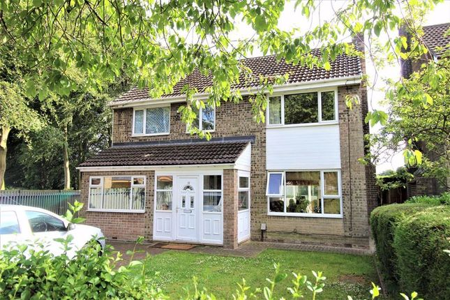 Thumbnail Detached house for sale in Rafborn Avenue, Salendine Nook, Huddersfield