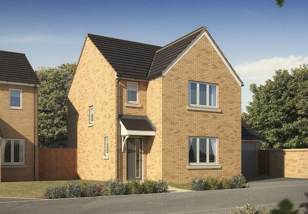"""Thumbnail Semi-detached house for sale in """"The Hatfield """" at Hardys Road, Bathpool, Taunton"""