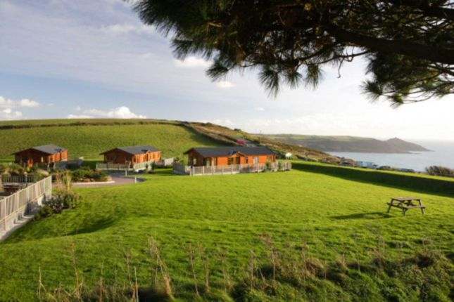 Thumbnail Lodge for sale in Millbrook, Torpoint