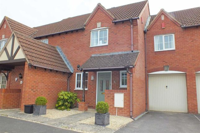 Thumbnail Terraced house to rent in Moyle Park, Hilperton, Trowbridge, Wiltshire