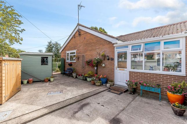 Thumbnail Semi-detached bungalow for sale in Beech Tree Road, Tadcaster, North Yorkshire