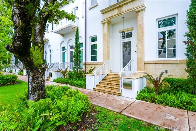 Thumbnail Town house for sale in 629 Santander Ave, Miami, Florida, United States Of America