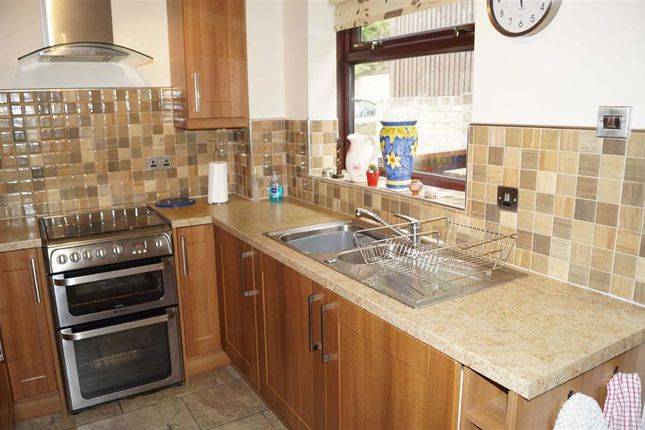 Kitchen of Clas Y Dderwen, Mountain Ash CF45