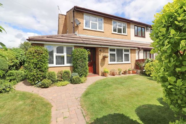 3 bed semi-detached house for sale in Corless Fold, Tyldesley, Manchester M29