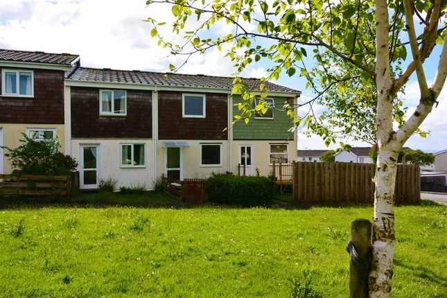 Thumbnail Terraced house to rent in Trenarren View, Boscoppa, St. Austell