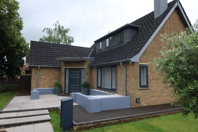 Thumbnail Detached house for sale in Station Drive, Wisbech