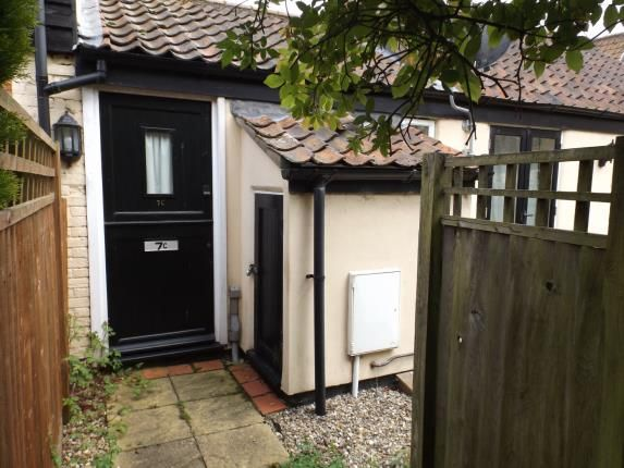 Thumbnail Terraced house for sale in Wymondham, Norfolk