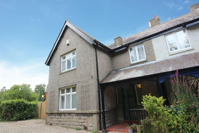 Thumbnail Semi-detached house for sale in Burnhouse Road, Wooler