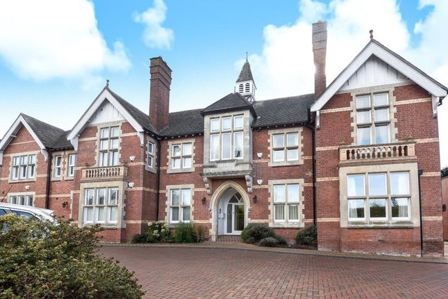 Thumbnail Flat for sale in Hereford, City