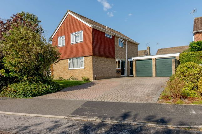 Thumbnail Detached house for sale in Camfield Close, Basingstoke