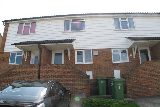 Thumbnail Terraced house to rent in Magpie Close, St. Leonards-On-Sea