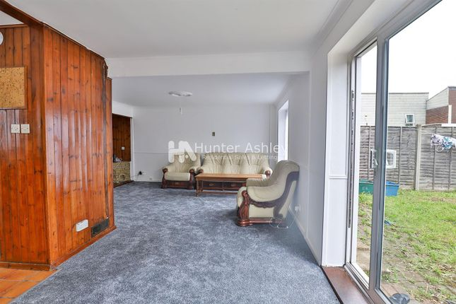 Thumbnail End terrace house to rent in Engleheart Drive, Feltham