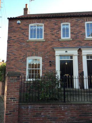 Thumbnail Semi-detached house to rent in Pyesbury Walk, Boroughbridge