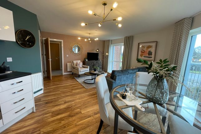 Thumbnail Flat for sale in Plot 187 - The Trent, Waterfront Hempsted, Gloucester