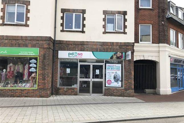 Thumbnail Retail premises to let in Sudley Road, Bognor Regis