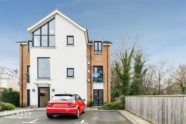 Thumbnail Flat for sale in Greenwood Court, Lisburn, County Antrim
