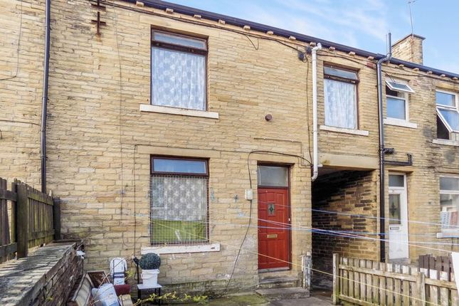 External of Ewart Street, Great Horton, Bradford BD7