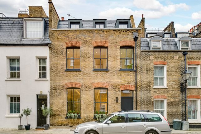 Thumbnail Mews house to rent in Bingham Place, Marylebone
