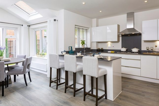 """Thumbnail Detached house for sale in """"Mayfield"""" at Stonehill Road, Ottershaw, Chertsey"""