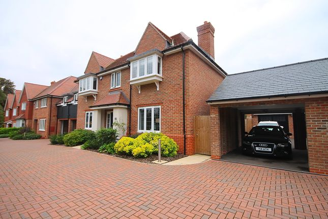 Thumbnail Detached house for sale in Bowlby Hill, Harlow