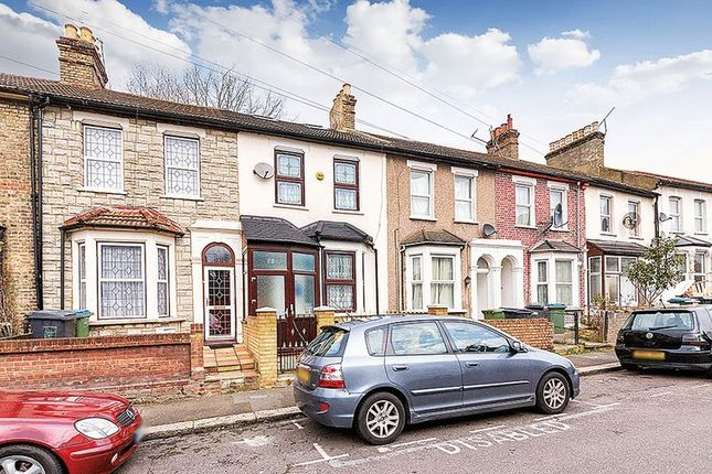 Thumbnail Terraced house for sale in Clarendon Road, Walthamstow