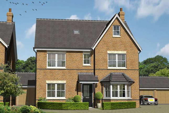 Thumbnail Detached house for sale in Plot 17, The Juniper, Cow Lane, Edlesborough