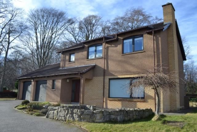 Thumbnail Detached house for sale in 82 Beech Brae, Elgin