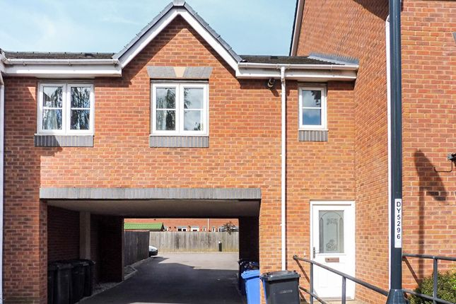 Thumbnail Flat for sale in Atlantic Way, Derby