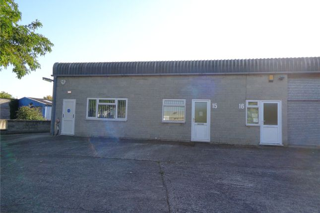 Thumbnail Light industrial to let in Camalot Court, Bancombe Trading Estate, Somerton, Somerset