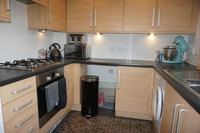Kitchen of Lucas Close, Crawley RH10