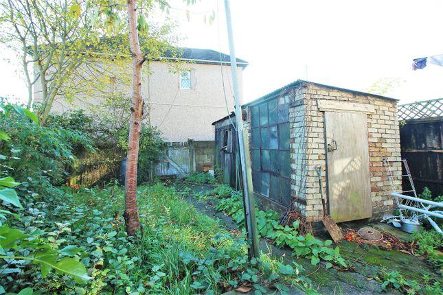 Rear Garden of Milton Road, Swanscombe DA10