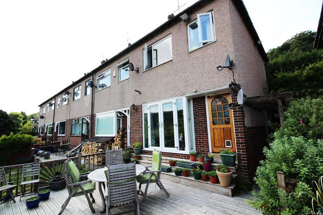 Thumbnail End terrace house for sale in Overdale, Kebroyd Lane, Sowerby Bridge
