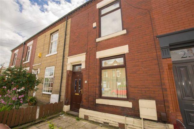 Thumbnail Terraced house for sale in Newmarket Road, Ashton-Under-Lyne