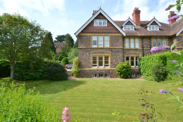 3 bed flat for sale in Albert Road South, Malvern WR14