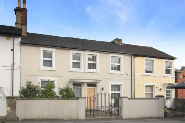 Thumbnail Terraced house to rent in Devizes Road, Old Town, Wiltshire