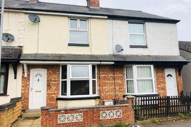 Thumbnail Terraced house for sale in Harrington Road, Desborough, Kettering