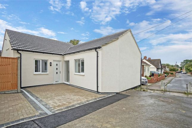 Thumbnail Detached bungalow for sale in Great North Road, Eaton Socon, St. Neots