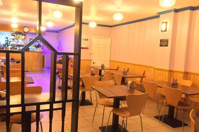 Restaurant/cafe to let in Mare Street, London