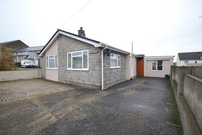 Thumbnail Detached bungalow for sale in Treowen Road, Pembroke Dock