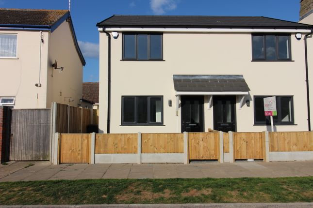 Thumbnail Semi-detached house to rent in All Saints Road, Pakefield, Lowestoft