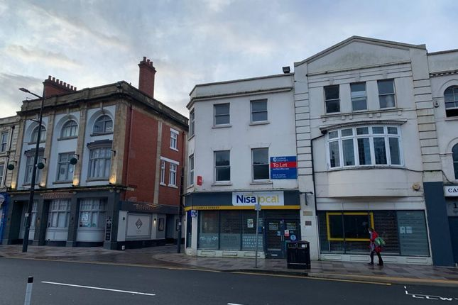 Thumbnail Retail premises to let in Castle Street, Cardiff, South Glamorgan