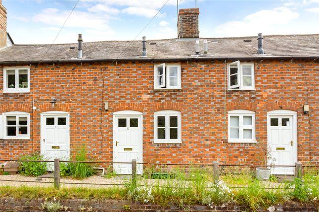 Thumbnail Terraced house for sale in Upper Eddington, Hungerford, Berkshire