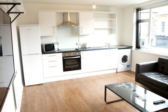 Thumbnail Flat to rent in Aspinall Street, Rusholme, Manchester
