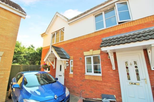 Thumbnail End terrace house for sale in Corinum Close, Emersons Green, Bristol