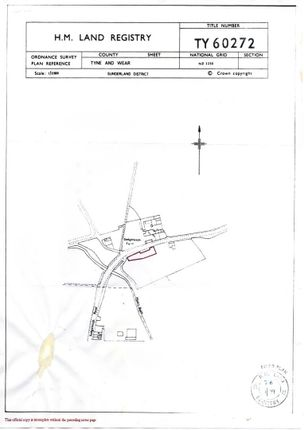Thumbnail Land for sale in Land, Sedgeletch Road, Fencehouses